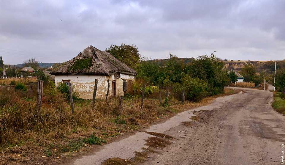 Въезд в село Антиповка