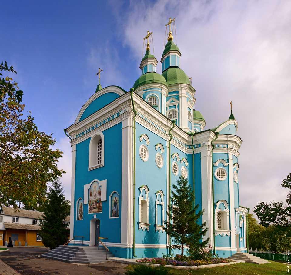 Спасо-Преображенский собор Красногорского монастыря