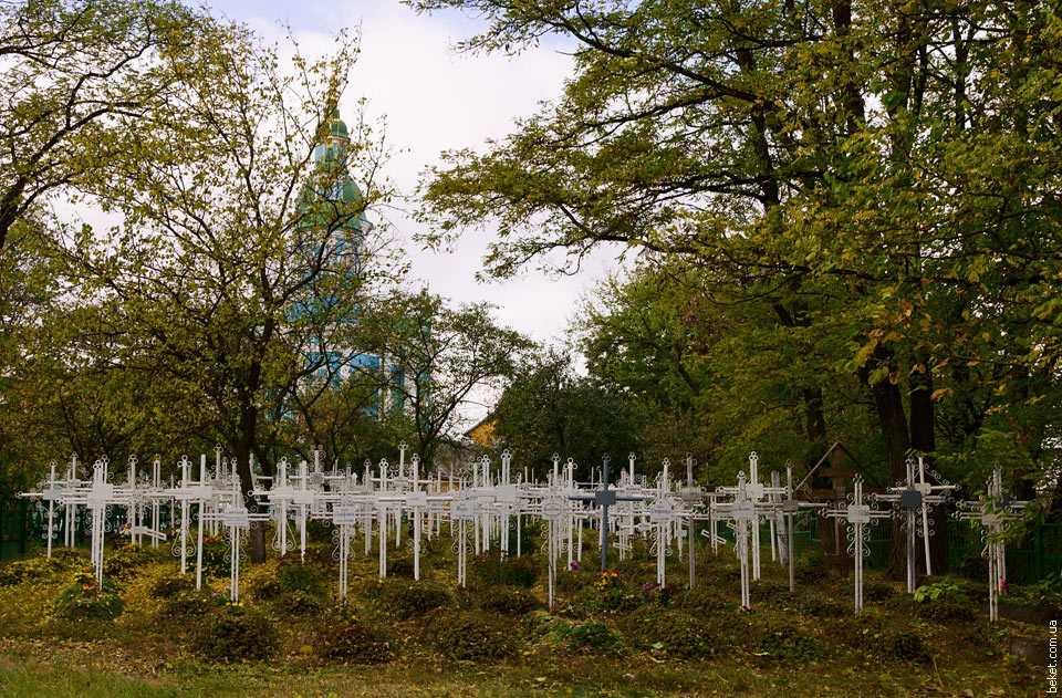 Кладбище Красногорского монастыря