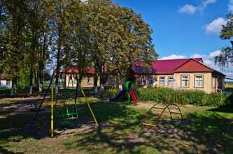 Детский садик в селе Березняки