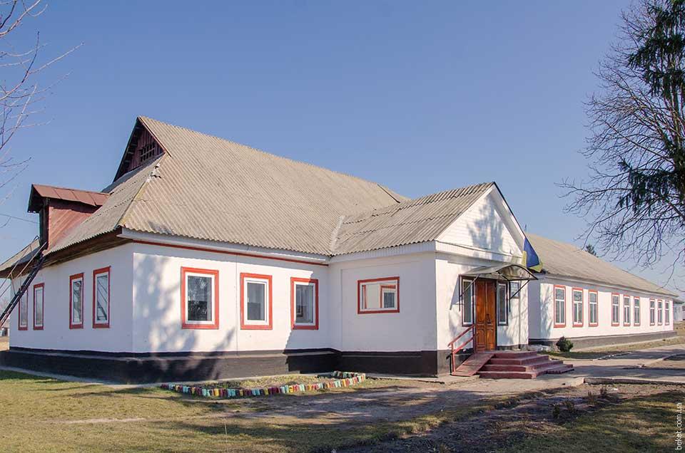 Белозерская школа №2