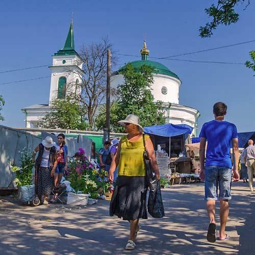 Троицкая церковь в Богуславе