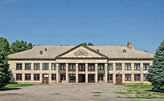 Дом культуры в селе Боровица