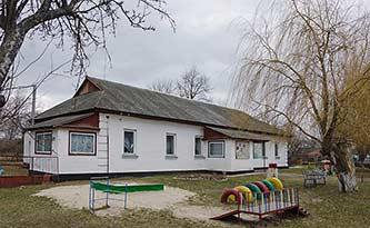 Детский садик в селе Боровица