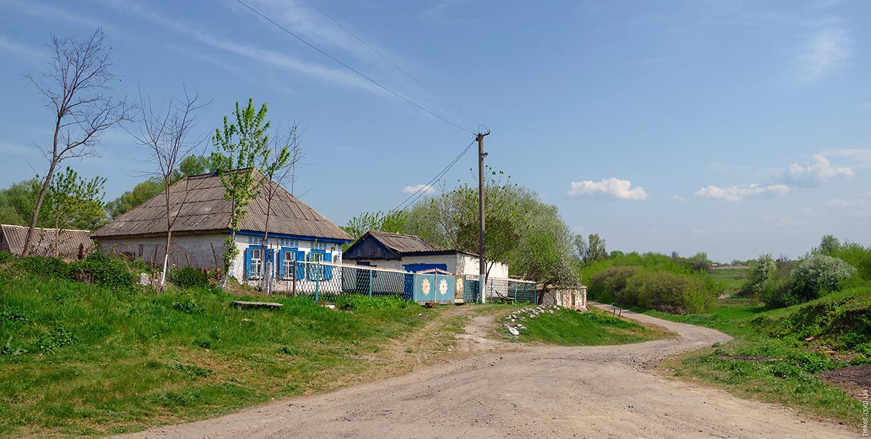 Браиловка