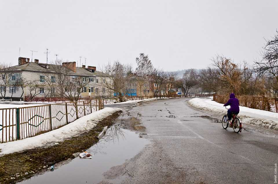 Село Будище