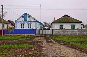 Село Бузовка