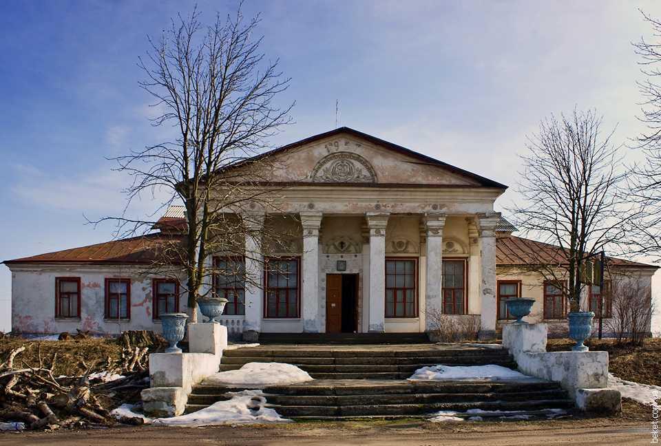 Церковь в Бузукове