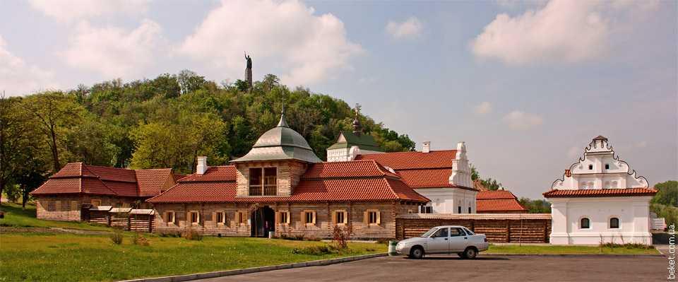 Резиденция Богдана Хмельницкого