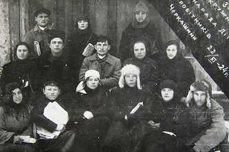 3-тий открытый совет детей-рабочих Черкащины 1924 г.