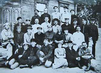 Станция Черкассы 1925 г.