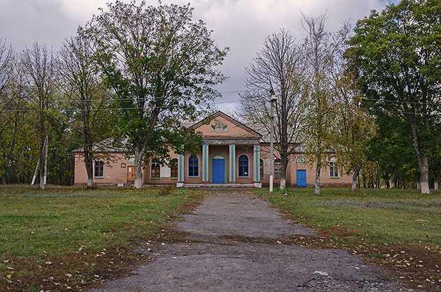 Дом Культуры в селе Драбовцы