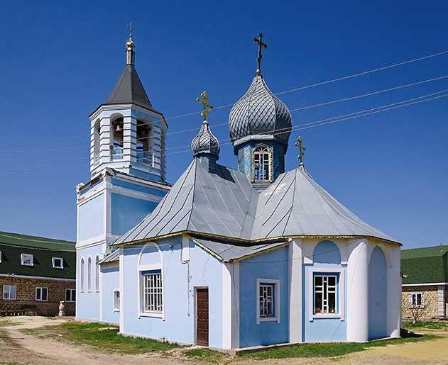 Церковь во имя Богослова