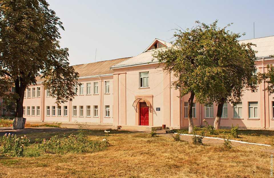 Школа в Городище