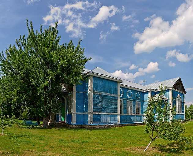 Церковь в Грушковке