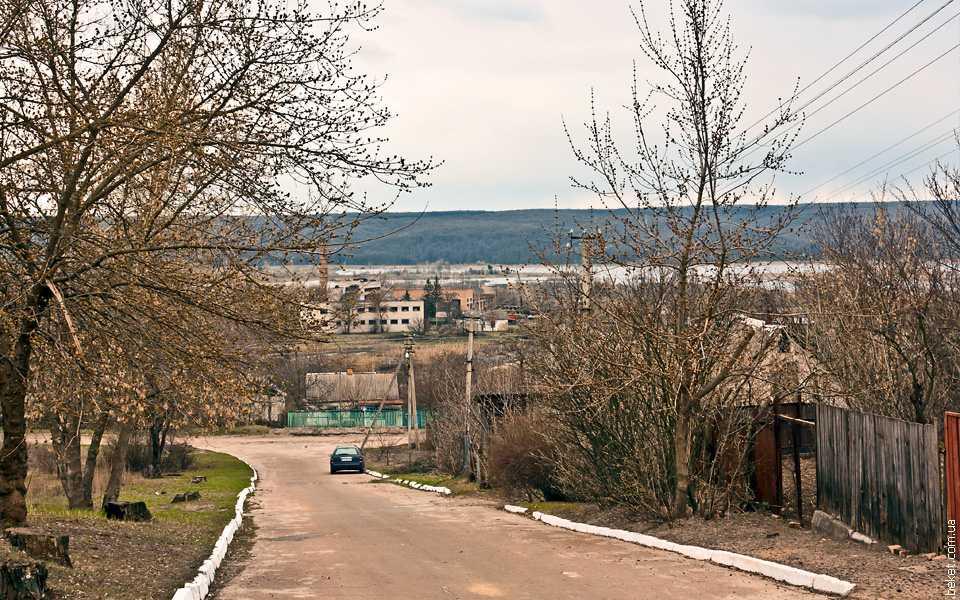 Улица в пгт Ирдынь