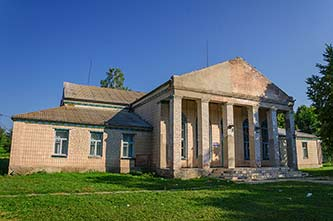 Дом Культуры в Ивановке