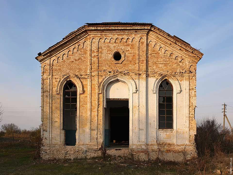 Костел в Медведовке