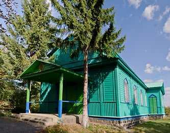 Церковь Иоанна Златоуста в селе Надточаевка
