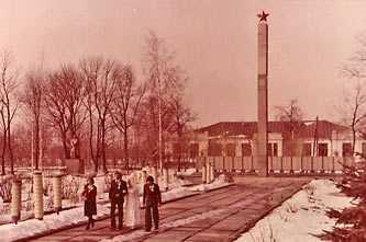 Старые фотографии Шполы