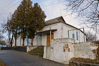 Церковь в селе Скотарево