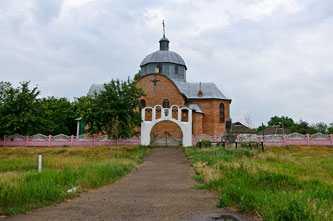 Храм Архистратига Михаила в Телепино