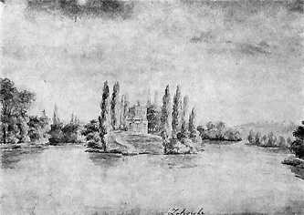 «Умань». Рисунок Наполеона Орды, середина XIX ст.