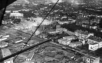 Умань в марте 1944 года