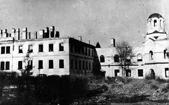Сельскохозяйственный институт после войны