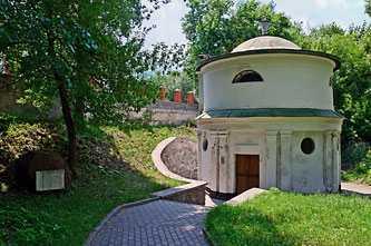 Здание водяной мельницы «Зеленый млынок» в Каменке