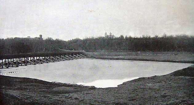 Вид Каменки 1899 г.