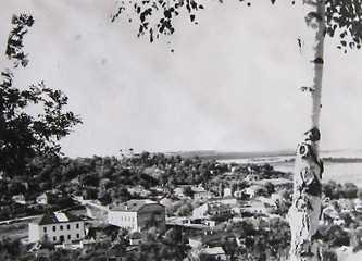 Общий вид Канева [1954 г.]