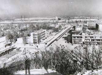Общий вид Канева 1977 г.