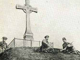 Жандармы не подпускали людей к могиле Шевченко в ювилейные дни 1914 года