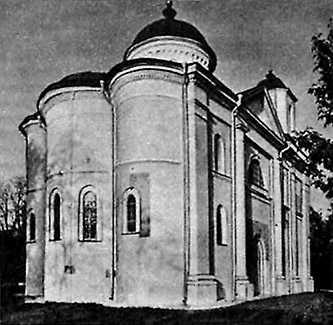 Успенский собор в начале XX столетия