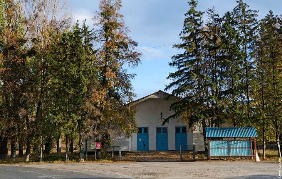 Церковь в селе Кедина Гора