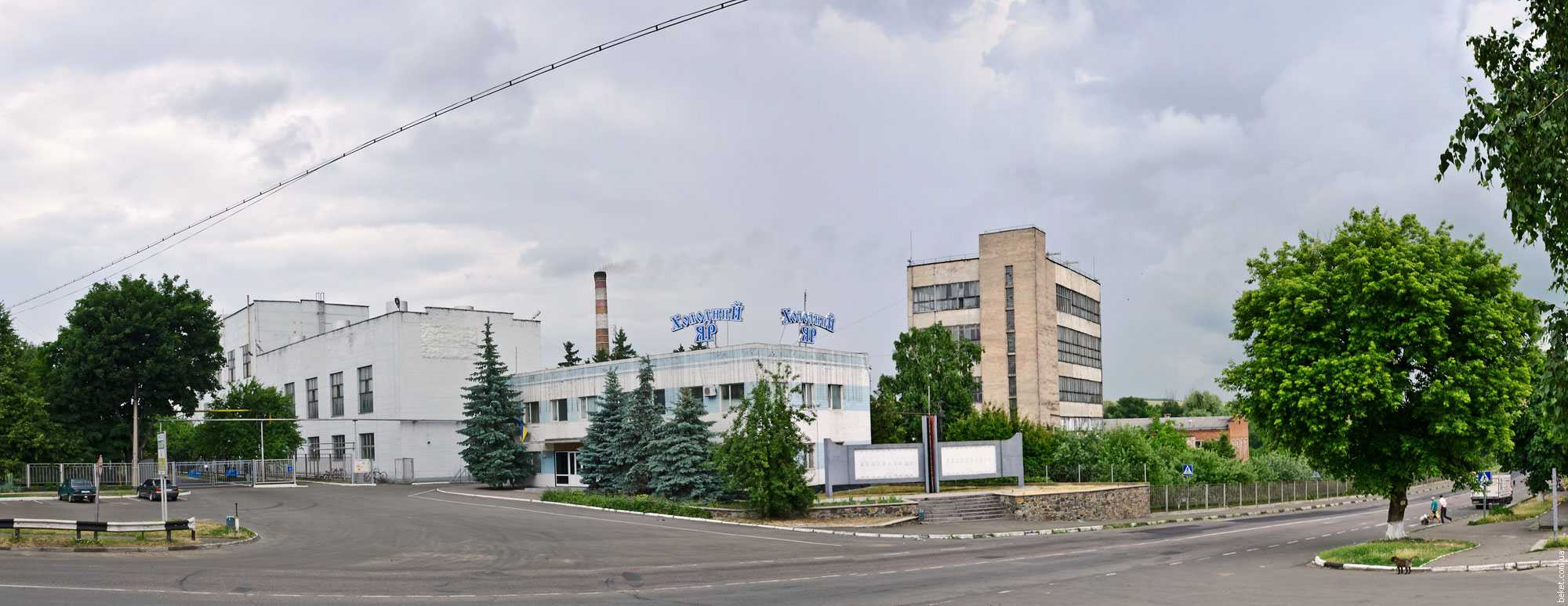 Косарский спиртовый завод