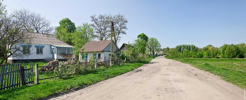 Село Крутые Горбы