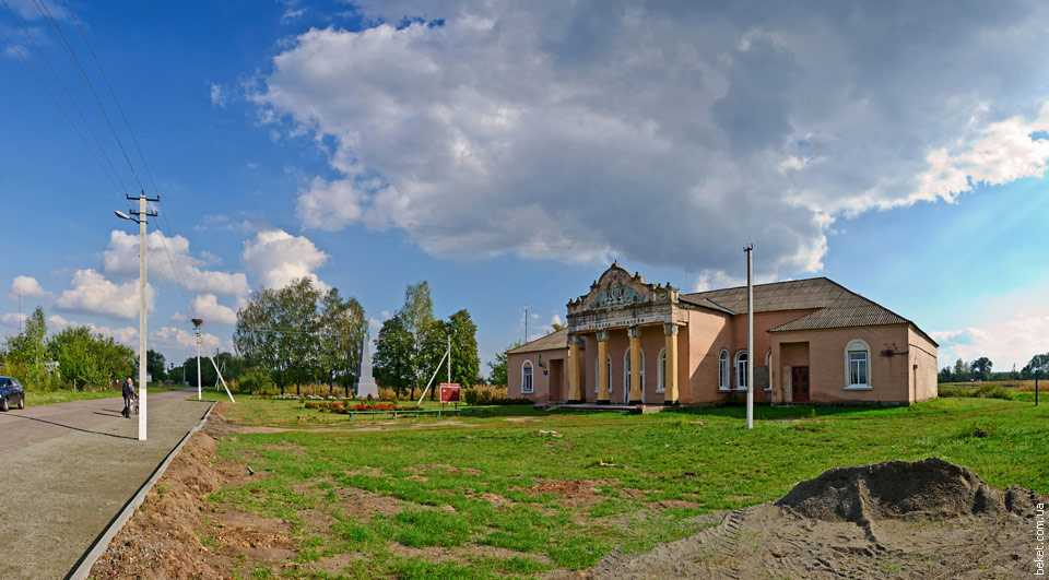 Дом Культуры в селе Кумейки