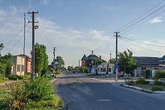 Улицы Лазурного