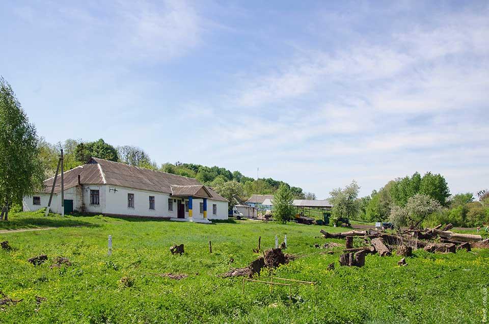 Село Липовый Рог