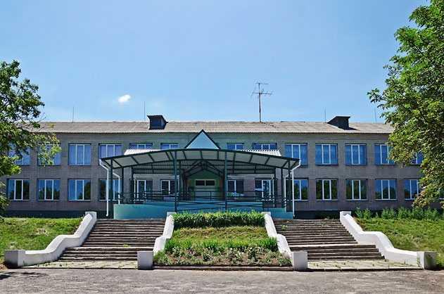 Школа в селе Мартыновка
