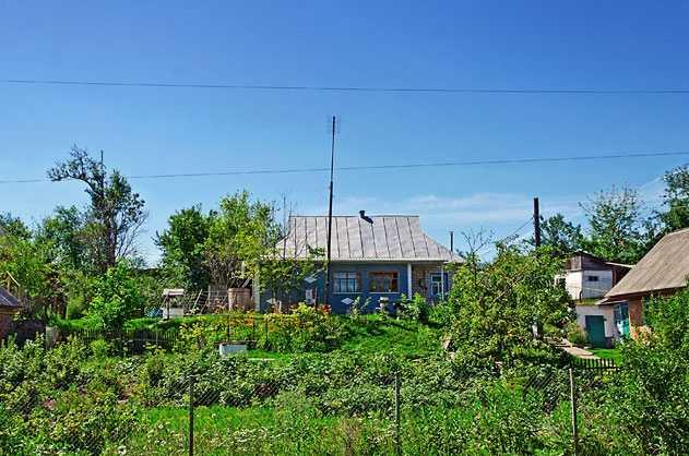 Дом в Мартыновкае