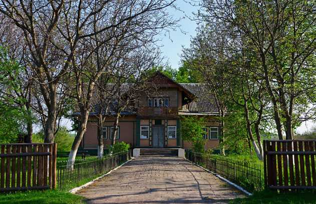 Краеведческий музей в селе Медведовка