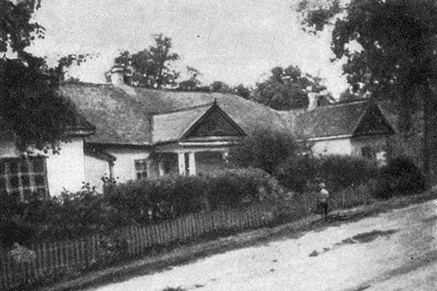 Дом Симиренков