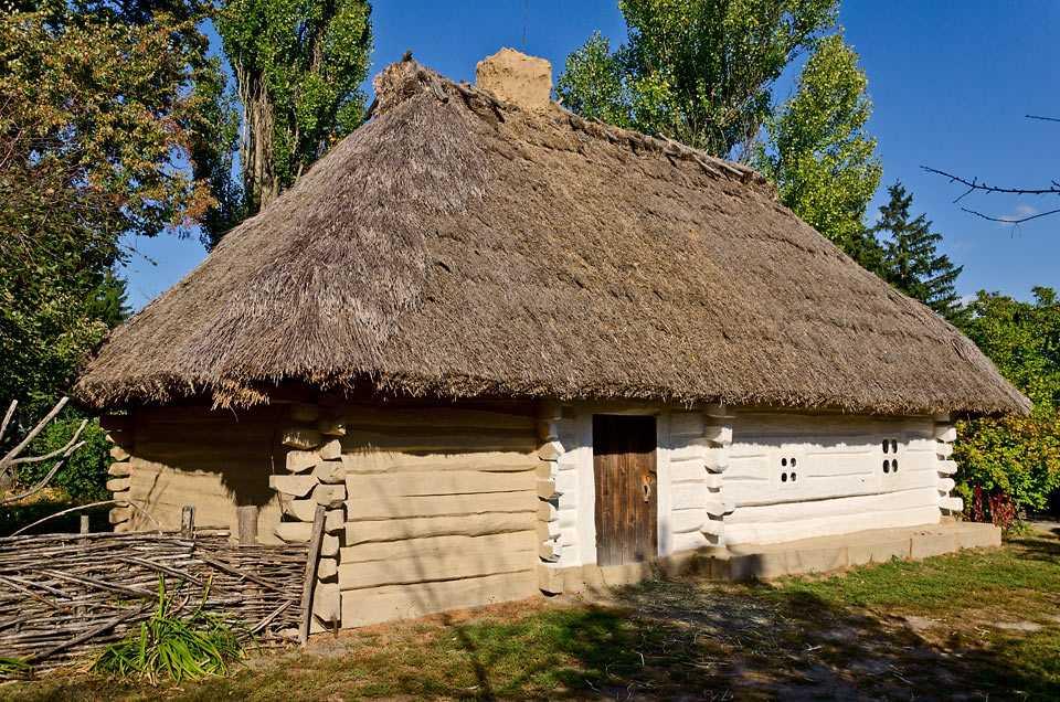 Усадьба Копия в селе Моринцы