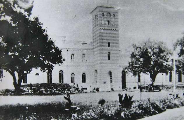 Балашовский дворец в Мошногорах. Старинные фотографии села Мошны