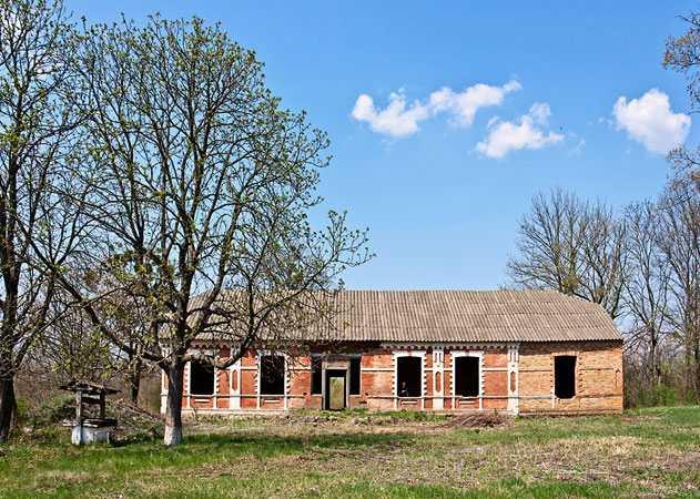 В селе Мурзинцы