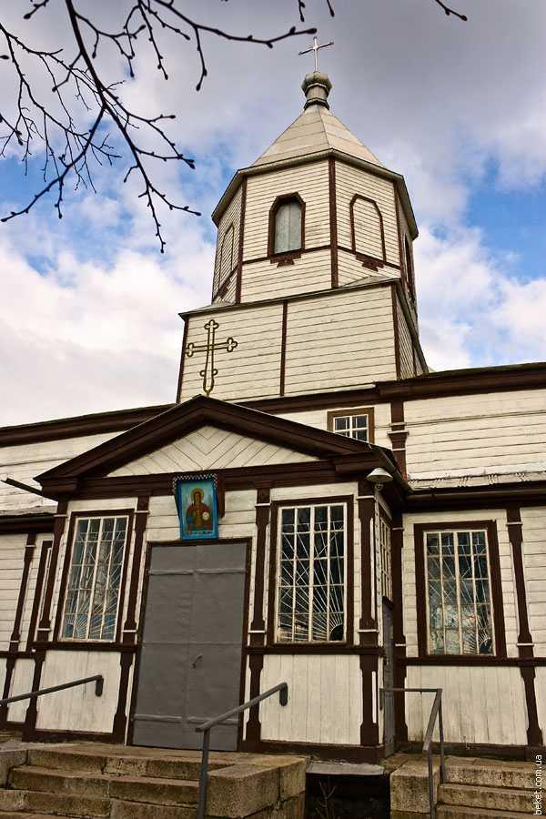 Праздник-Михайловская церковь архистратига Михаила в селе Михайловка