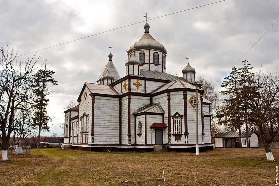 Праздник-Михайловская церковь архистратига Михаила